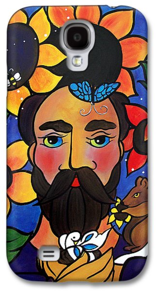 St. Francis - All Creatures Great And Small Galaxy S4 Case