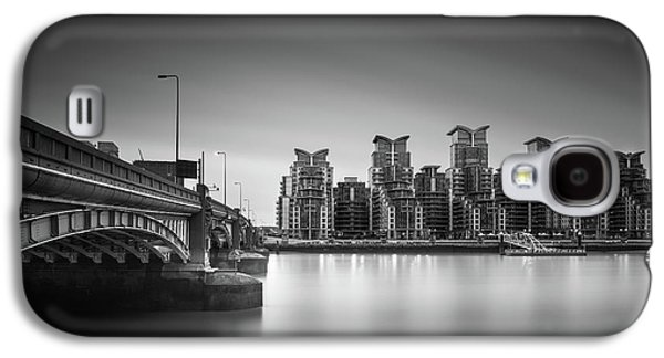 St. George Wharf Galaxy S4 Case by Ivo Kerssemakers