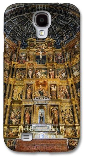 St Jerome Monastery Interior Galaxy S4 Case