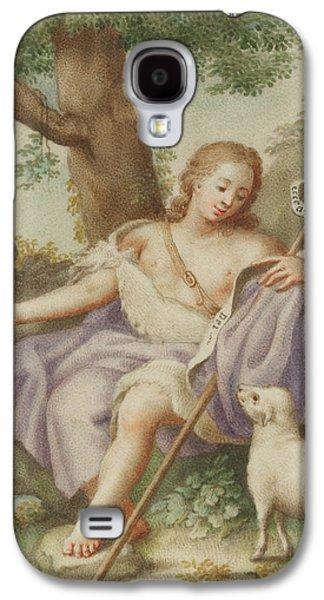 St John The Baptist Galaxy S4 Case by Austrian School