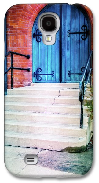 St. John's Door Galaxy S4 Case by Terry Davis