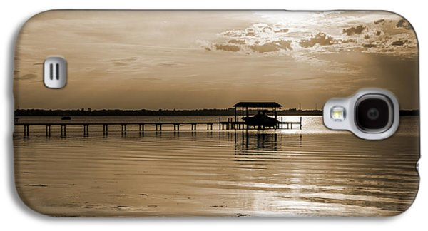 Galaxy S4 Case featuring the photograph St. Johns River by Anthony Baatz