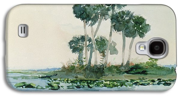 St John's River Florida Galaxy S4 Case by Winslow Homer