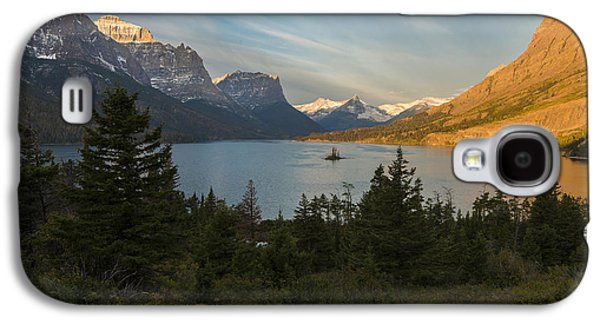 St. Mary Lake Galaxy S4 Case