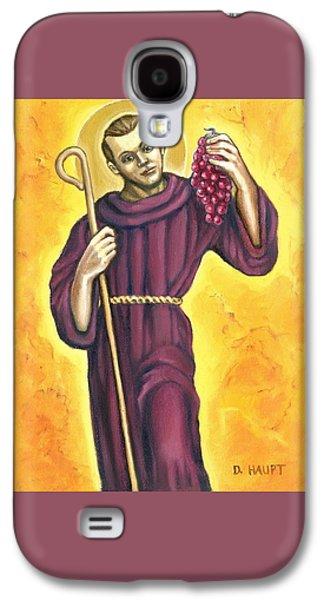 St. Morand, Patron Saint Of Wine Makers Galaxy S4 Case