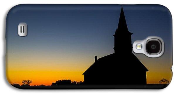St Olaf Silhouette  Galaxy S4 Case