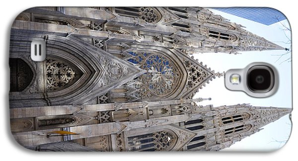 Design Galaxy S4 Case - St Patrick's Cathedral Nyc by Jeffson Chan