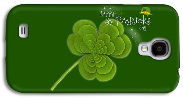 Design Galaxy S4 Case - St. Patrick's Day by Maye Loeser