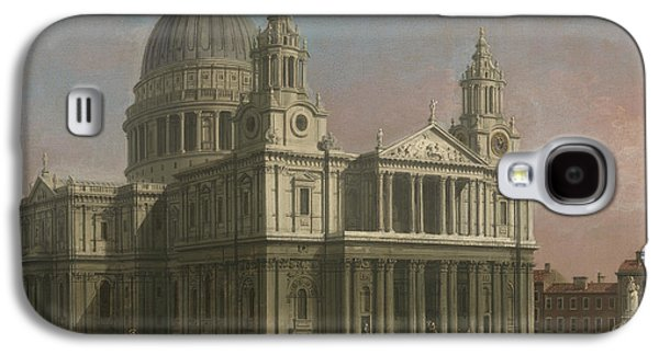 Wren Galaxy S4 Case - St. Paul's Cathedral by Giovanni Antonio Canaletto