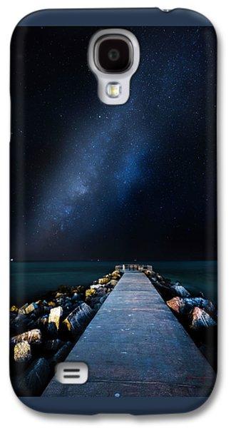 St. Pete Night Galaxy S4 Case