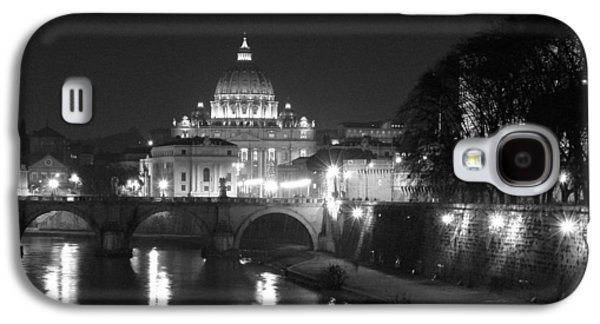 St. Peters At Night Galaxy S4 Case