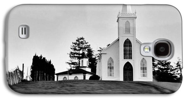 St Theresa Of Avila In Bodega Bay Used To Film The Birds By Alfred Hitchcock Galaxy S4 Case
