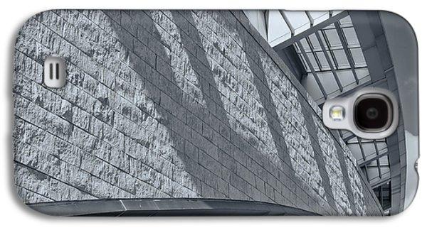 Stadium Abstract Galaxy S4 Case by Joan Carroll
