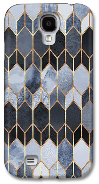 Stained Glass 4 Galaxy S4 Case by Elisabeth Fredriksson