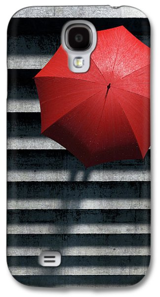 Stairs Galaxy S4 Case by Cynthia Decker
