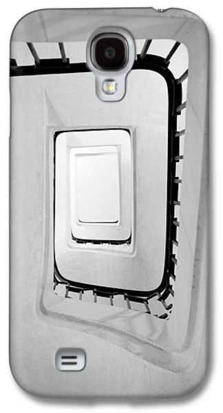 Metal Galaxy S4 Cases - Stairs Galaxy S4 Case by Sebastian Musial