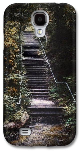 Stairway Galaxy S4 Case by Scott Norris