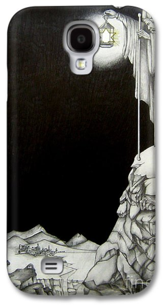 Robert Plant Galaxy S4 Case - Stairway To Heaven by Patrice Torrillo
