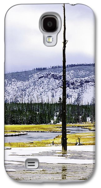 Standing Alone Galaxy S4 Case