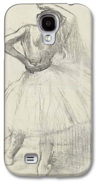 Standing Dancer, Right Arm Raised Galaxy S4 Case