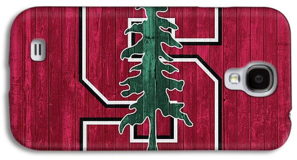 Stanford Barn Door Galaxy S4 Case by Dan Sproul
