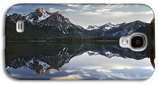 Stanley Lake Galaxy S4 Case by Leland D Howard