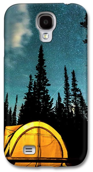 Galaxy S4 Case featuring the photograph Star Camping by James BO Insogna