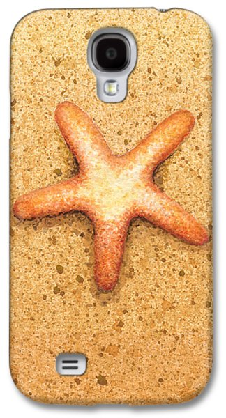 Star Fish Galaxy S4 Case by Katherine Young-Beck