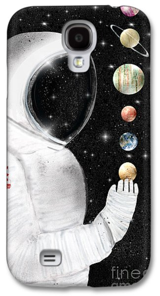 Star Man Galaxy S4 Case by Bri B