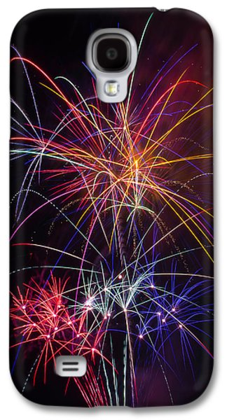 Star Spangled Fireworks Galaxy S4 Case
