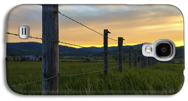 Star Valley Galaxy S4 Case by Chad Dutson