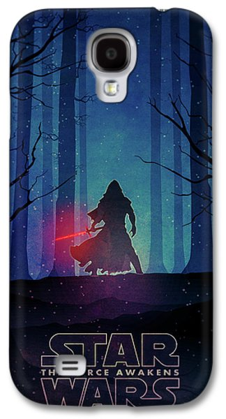 Star Wars - The Force Awakens Galaxy S4 Case