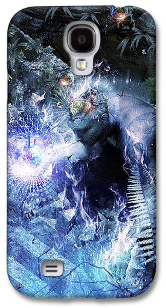 Stardust Galaxy S4 Case
