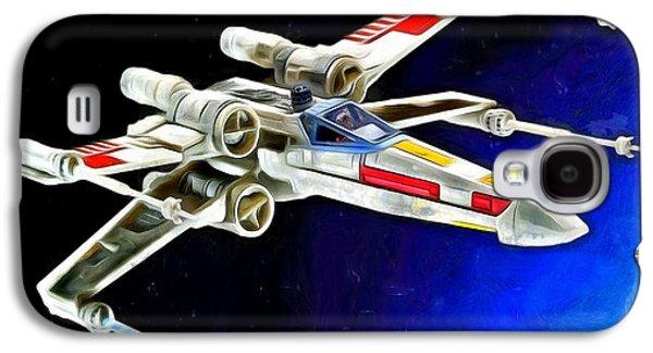 Starfighter X-wings - Da Galaxy S4 Case