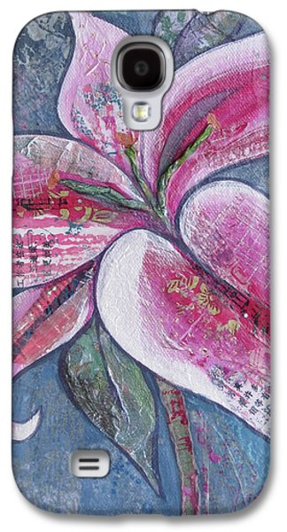 Lily Galaxy S4 Case - Stargazer I by Shadia Derbyshire