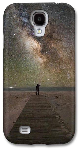 Stargazer Galaxy S4 Case by Michael Ver Sprill