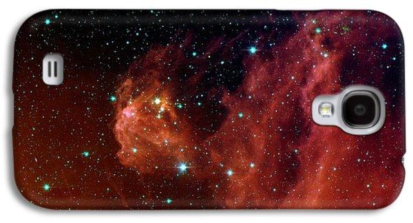 Stars Galaxy S4 Case by American School