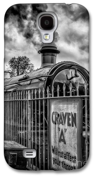 Station Sign Galaxy S4 Case by Adrian Evans