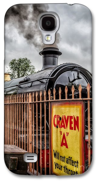 Station Signs Galaxy S4 Case by Adrian Evans