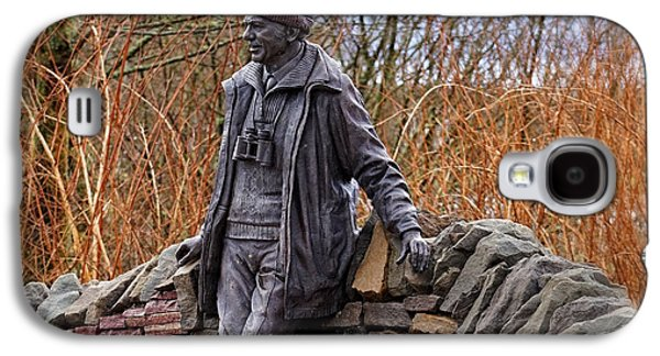 Statue Of Tom Weir Galaxy S4 Case