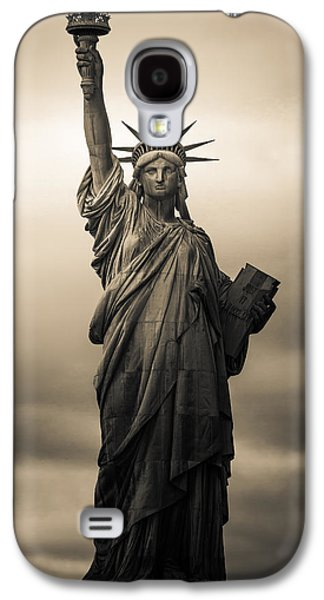 Statute Of Liberty Galaxy S4 Case