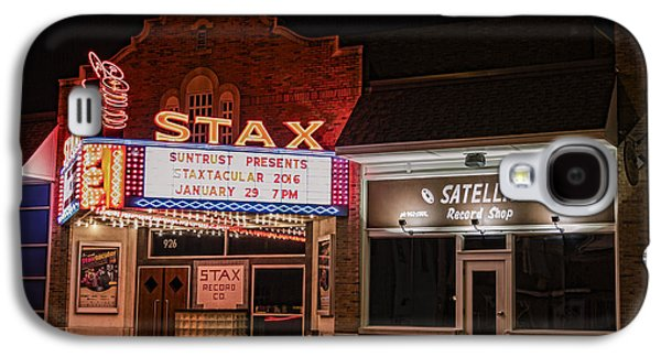 Stax Records - Memphis Galaxy S4 Case by Stephen Stookey