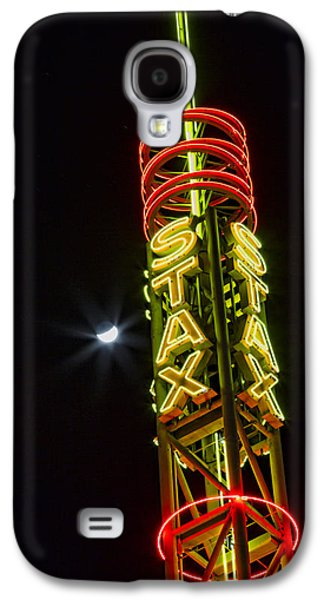 Stax Records Tower Galaxy S4 Case by Stephen Stookey
