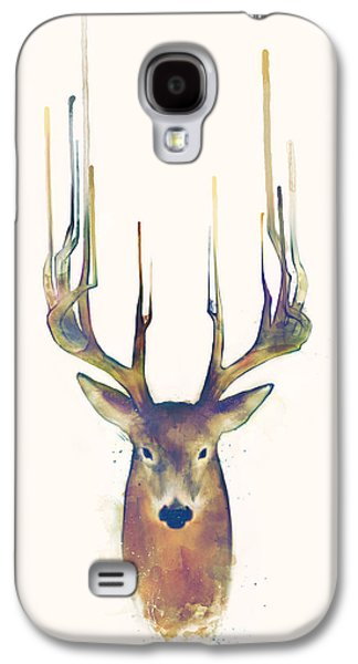 Steadfast Galaxy S4 Case by Amy Hamilton
