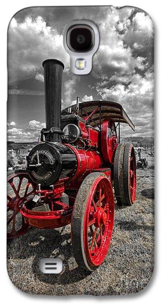 Steam Traction Engine Galaxy S4 Case