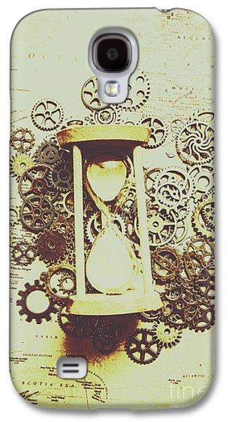 Steampunk Time Galaxy S4 Case