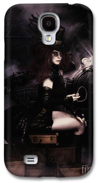 Steampunkxpress Galaxy S4 Case