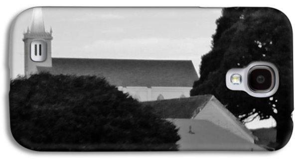 Steeple Of St Theresa Of Avila Parish Galaxy S4 Case