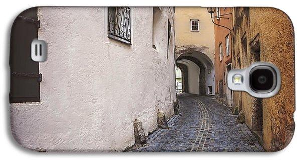 Steingasse Salzburg Galaxy S4 Case by Carol Japp
