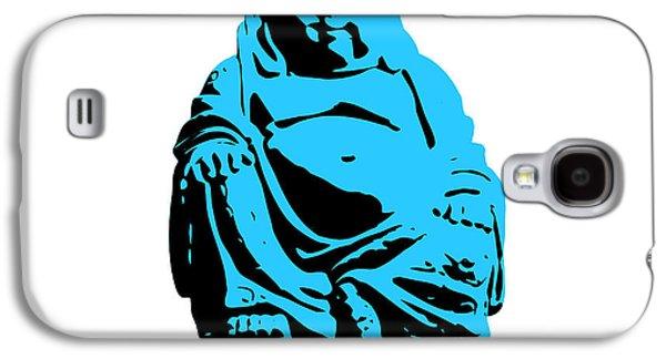 Stencil Buddha Galaxy S4 Case